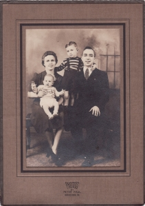 Family Portrait 11-20-43